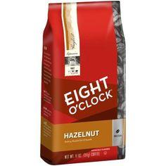 Eight O'Clock® Hazelnut Whole Bean or Ground Coffee 11 oz. Bag
