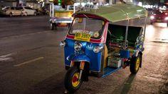 Los taxis más sorprendentes del mundo