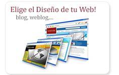 Curso Web 2.0: Elige el Diseño de tu Web Gratis