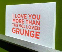 Grunge quote