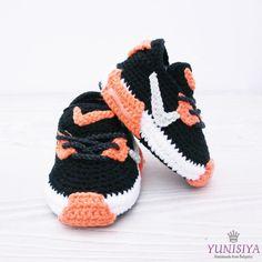 Ganchillo bebé zapatos bebé calle zapatos botitas de bebé
