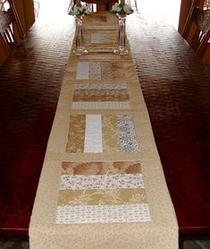 Twinkle and Twine: Tutorial: Parquet Table Runner