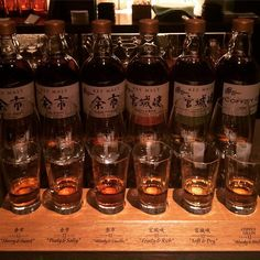#Whiskey tasting with Mama Back for an early Mother's Day celebration 💐 「よいウイスキーづくりにトリックはない。自然を尊重する素直な気持ちがすべての土台だ」 ー 竹鶴政孝