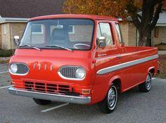 1965 Ford E100T Econoline Truck