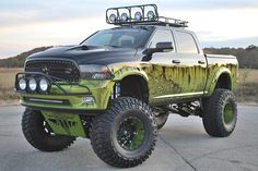 Beautiful Dodge Ram lifted trucks that even a Chevy boy would love Twitter  @GMCGuys