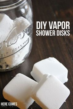 Vapor Shower Disks m