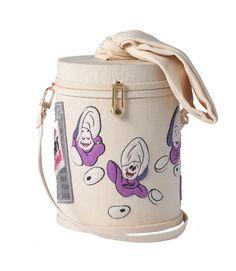 Olympia Le-Tan – OYSTERS, Disney Barrel Clutch Purse (Alice in Wonderland)