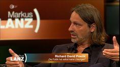 Richard David  Precht bei Markus Lanz 31.8.17