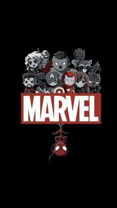 Marvel Universe 828169818959079611 - Fond d'écran Mini Avengers Wallpaper / Marvel Wallpaper / spiderman / – Euror Source by eurorfrance Marvel Avengers, Captain Marvel, Marvel Memes, Marvel Dc Comics, Spiderman Marvel, Marvel Logo, Ultron Marvel, Chibi Marvel, Marvel Fan Art