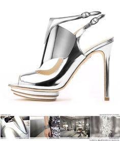 Silver + Metallic