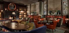 Scarfes Bar | Rosewood London