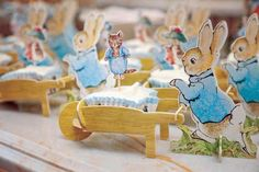 peter rabbit birthday party | ... little Tyler's first year with a Peter Rabbit birthday party