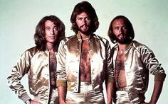 Bee Gees Trippy in their own way.