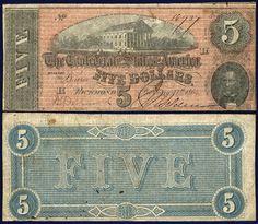 1864 CONFEDERATE STATES OF AMERICA