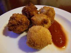 Mozzarellakugeln #rezept #recipe #veggie #vegetarisch