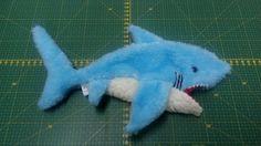 Estojo tubarão