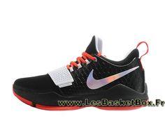 los angeles cc4da e74fa Basket NikeID PG 1 Noires Rouge 878627 ID9 Homme Nike air max nike pas cher  - 1705150847