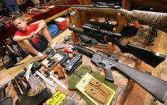 Gun Control: The Facts, Figures And Frustrations