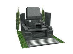 緑地墓地(洋型墓石)