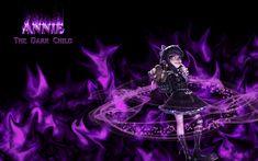 Goth Teenage Annie
