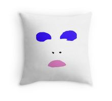 Life On Mars (Minimalistic)  Throw Pillow