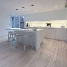 Cute Fotos de cocinas de estilo moderno de mayelle architecture int rieur design