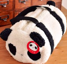 Panda Duffle Bag