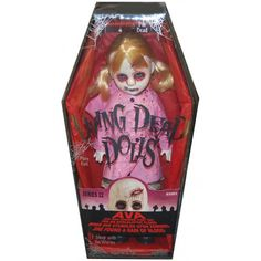 living dead dolls | LIBERTY Toys - Ava Living Dead Dolls Series 22 Mezco