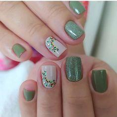 Polygel Nails, Cute Nails, Acrylic Nails, Easter Nail Designs, Nail Art Designs, Stylish Nails, Trendy Nails, Different Nail Shapes, Summer Toe Nails