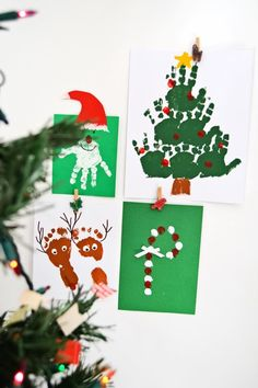 Chris and Paige: The One with Kid's Christmas Crafts