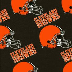 Cleveland Browns Cotton Fabric