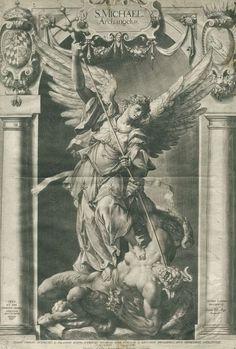 """Resta ao ser humano imitar o exemplo desse Santo Arcanjo e contrapor à arrogância da serpente maligna o humilde clamor de Miguel: """"Quem como Deus?"""""""