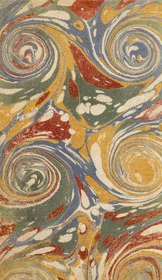 92 Best Endpapers Images Ebru Art Marble Art Paper