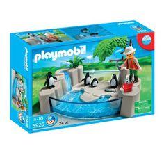 Amazon.com: Playmobil Penguins: Toys & Games