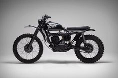 Named after the creator's father, who had one when he served in the military in the early 1970s, the Husqvarna 256 Thage Motorcycle is a modern take on a rare service bike. Developed for the Swedish defense force in the...