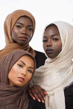 2019 women bubble cotton solid Islam muslim head scarf shawls and wraps pashmina female foulard viscose maxi crinkle cloud hijab – Fashion Accessories Muslim Fashion, Hijab Fashion, Habiba Da Silva, Muslim Head Scarf, Muslim Beauty, Chiffon, Short Fringe, Head Wrap Scarf, Islamic Clothing