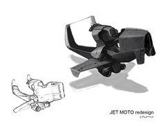 Jet Moto Redesign on CCS Portfolios