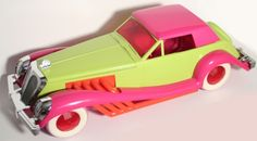 Still have  my Jem Rockin Roadster.....funny thing is that when Emma got it out...the radio still worked....the batteries had to be 20+ years old.
