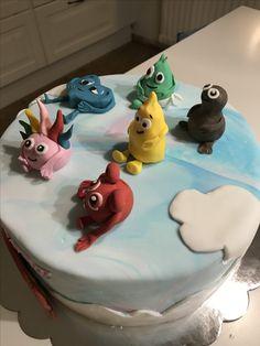 Tårta med babblarna