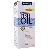 Melrose Fish Oil Omega 18/12 500Ml - Amcal Chempro Online Chemist Fish Oil, Omega