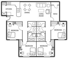 Hallmark design homes likewise Small House Plans With Large Windows together with Bedroom House Plans On 3 Bedroom House Plans Ghana Simple Three 25d9785338cef82a as well Unique Floor Plans also Cottage Modular Home Floor Plans. on unique modular home designs
