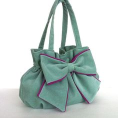 Vegan bow bag in teal by Sisoibags - floral purse, ladies purse online, matching handbag and purse *sponsored https://www.pinterest.com/purses_handbags/ https://www.pinterest.com/explore/handbag/ https://www.pinterest.com/purses_handbags/handbags/ http://www.brahmin.com/handbags