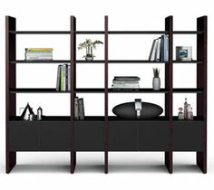 semblance office modular system desk. BDI | Modular Systems Semblance Shelving Office System Desk