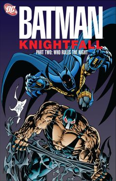 Batman: Knightfall Part Two: Who Rules the Night - Mike Deodato Jr.