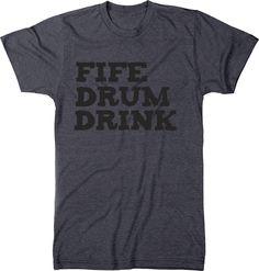 Fife Drum Drink