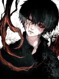 Kaneki @ - @ *-* Tokyo Ghoul *-* @ - @
