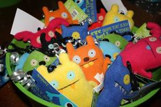 Favors for a Monster Party #monsterparty #party
