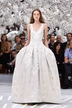 Pin for Later: Meet Next Season's Most Stunning Couture Brides Christian Dior