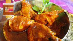 Surinaams eten – Pinda Sambel Stoofkip (de lekkerste Surinaamse stoofkip)