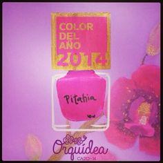 Orquidia cokeccion 2014 nail